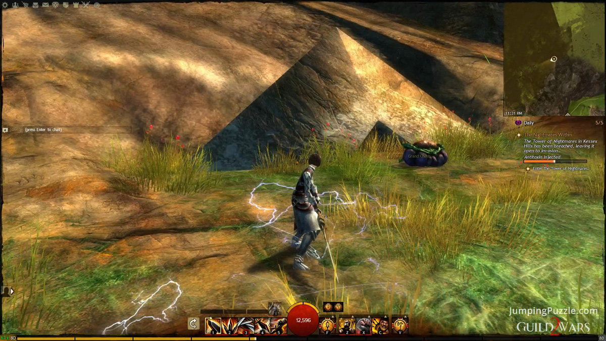Conundrum Cubed (Mount Maelstrom) - Jumping Puzzle Guide - Cemmos